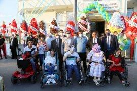 Mercan Özel Eğitim Ve Rehabilitasyon Merkezi Açıldı