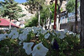 Ermenek Belediyesi Mevsimlik Çiçek Ekimine Başladı