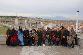 Şehir Gezilerine Ahi Osman Ve Kırbağı Mahallesi Katıldı