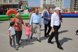 Karaman Belediyesi Çocuk Şenliği Başladı