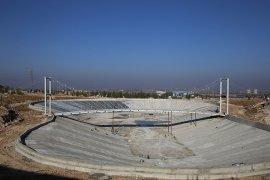 Türk Dünyası Kültür Parkı'nda Çalışmalar Sona Yaklaştı