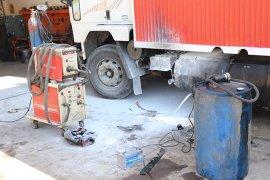 Kaynak Yapılan Yakıt Deposu Patladı: 3 Yaralı