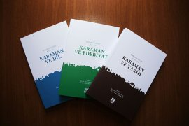 Karaman Belediyesi'nden 3 Ciltlik Karaman Kitabı