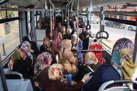 Karamanlı Hanımların Şehir Gezilerine İlgisi Sürüyor