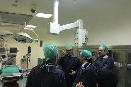 Devlet Hastanesi Açık Kalp Ve Bay-Pass  Ameliyatları İçin Hazır