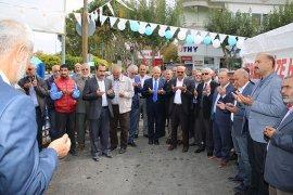 Başkan Çalışkan Kermes Açılışına Katıldı