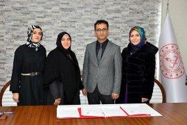 Karaman'da Bağımlılıkla Mücadele İçin İmzalar Atıldı
