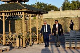 İnşaat ve Emlak Dairesi  Başkanı Umut Gür Okulları Ziyaret Etti