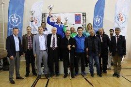 Türkiye Görme Engelliler Judo Şampiyonası Sona Erdi