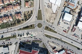 Adliye Kavşağında Trafik Yoğunluğu Azalacak