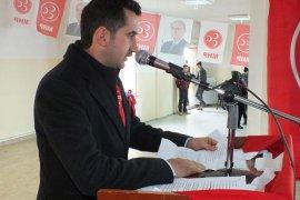 MHP'den Sarıveliler'de Coşkulu Aday Tanıtımı