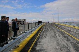 Sanayi Köprülü Kavşağı Trafiğe Açıldı