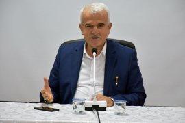 İl Milli Eğitim Müdürü Kuntoğlu Veda Toplantısı Gerçekleştirdi.