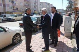 Şaban Şahin'in Esnaf Gezileri Devam Ediyor