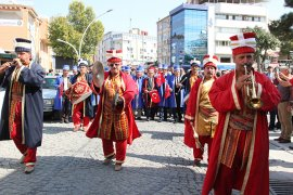Karaman'da Ahilik Hastası kutlandı