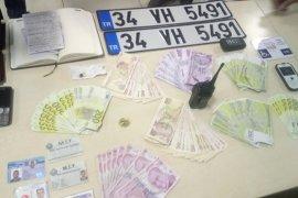 Esnaftan şantaj yoluyla para almaya çalışan sahte MİT'çiler tutuklandı