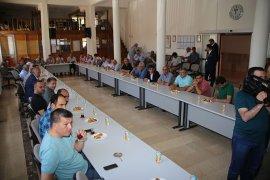 Karaman'da Yılın İlk Mahsulü Satıldı