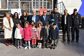 AFAD Deprem Simülasyon Tırı Karaman'da