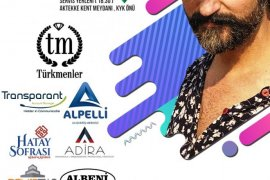 Karaman 'Da Manuş Baba Konseri