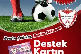 Karaman Belediye spor Başarılı gidiyor