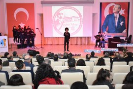 Mehmet Akif Ersoy'u Anma Programı Gerçekleştirildi