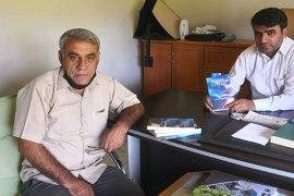 Karamanlı şair Öcal Uzunay ın kitabı çıktı