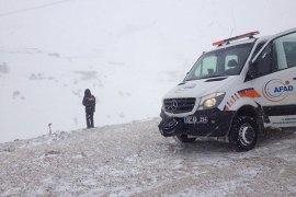Karaman'da Kayıp Şahıs İçin Arama Kurtarma Çalışması Başlatıldı