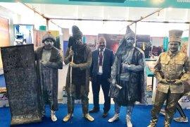 Karaman Standına İzmir Fuarı'nda Büyük İlgi