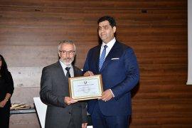 2019 Hukuk Başarı Ödülü Esat Toklu'ya Verildi