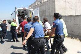 Karaman'da feci kaza:1 ölü 5 ağır yaralı