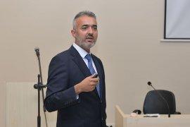 KMÜ'DE Tübitak Bilim Fuarları Tanıtım Toplantısı Düzenlendi