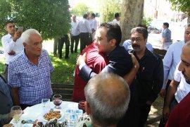 Karaman Belediyesi'nde Bayramlaşma