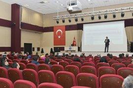 KMÜ'de Bahar Dönemi Bilgilendirme Toplantısı Düzenlendi