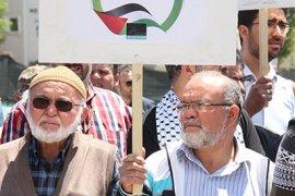 Karaman'da İsrail katliamı lanetlendi