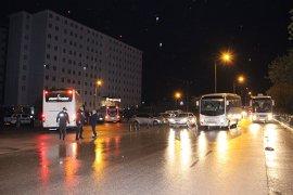 Suudi Arabistan'dan getirilen 287 kişi yurda yerleştirildi