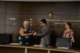 Türkiye Gezginler Kulübü Derneği  KTSO'nı Ziyaret Etti