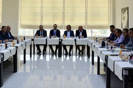 Denetimli Serbestlik Koruma Kurulu  Toplantısı Yapıldı