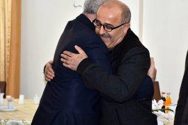 Selmani Karaçam'a Veda Yemeği Düzenledi
