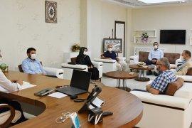 Eğitime Destek Platformu, İl Müdürü Çalışkan'ı Ziyaret Etti