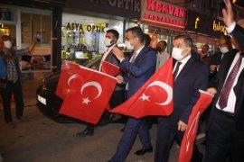 15 Temmuz Demokrasi Ve Milli Birlik Günü Kutlandı