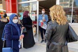 AK Parti Kadın Kolları 6. Olağan Kongresi gerçekleşti