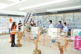 Karaman Belediyesi, Dünya Eczacılık Günü'nde eczacıları unutmadı