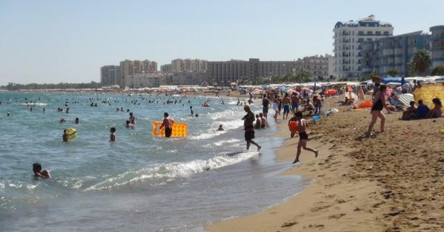 Doğu Akdeniz Hafta Sonunda Afrika Sıcaklarıyla Kavrulacak
