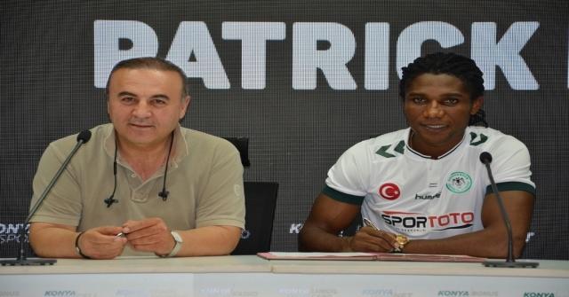 Atiker Konyaspordan Forvet Transferi