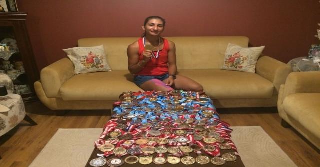 (Özel Haber) 5 Yıla Üç Dünya Şampiyonluğu, 102 Madalya Sığdırdı