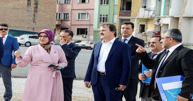 Vakıflar Genel Müdüründen Başkan Toruya Ziyaret