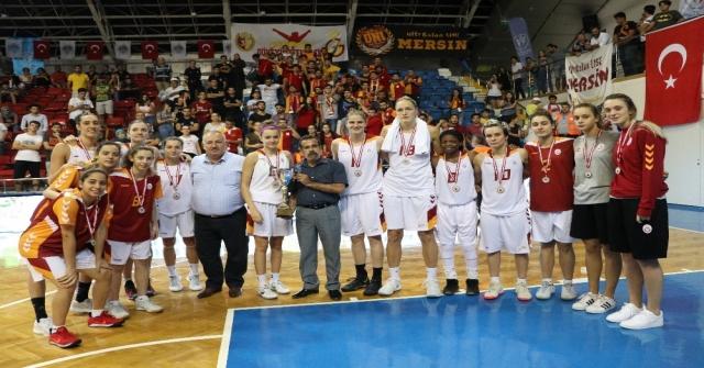 Özgecan Kadınlar Basketbol Turnuvasının Kazananı Galatasaray