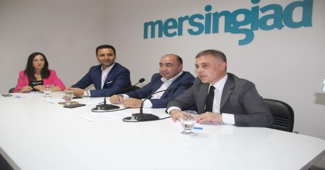 Mersin Giad Üyeleri, Genişletilmiş Üye İstişare Toplantısında Buluştu