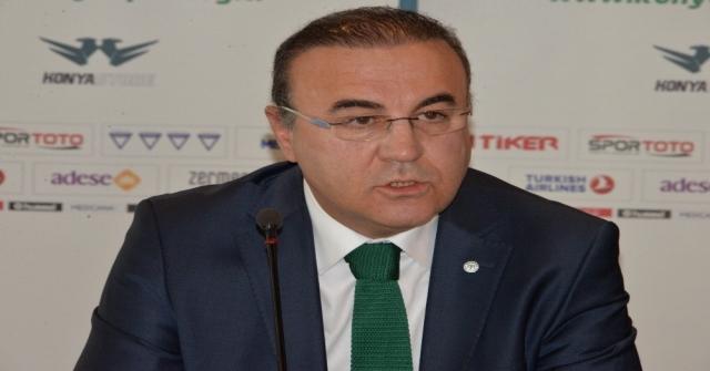 Atiker Konyaspor, Cüneyt Çakırdan Özür Bekliyor