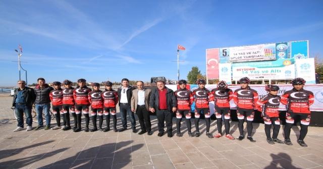 Beyşehirde Bisiklet Takımı Kurulacak